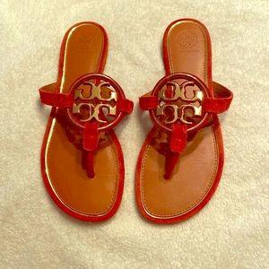 Tory Burch Miller Sandals 7